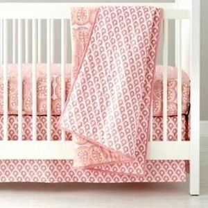 Other - Land of the Nod -Crib girls bedding